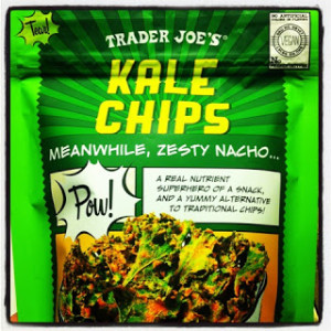 low carb chips kale chips