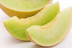 low carb fruits honeydew