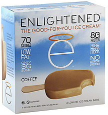 low carb ice cream enlightened