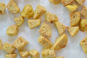 low carb side dishes croutons