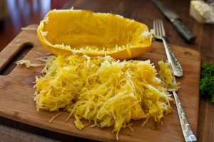low carb side dishes spaghetti squash