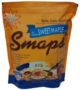 low carb cereal smaps