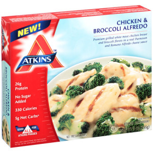 low carb frozen dinners atkins