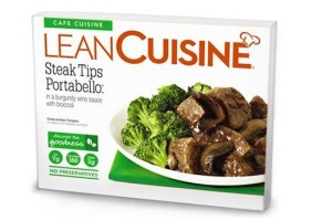 low carb frozen dinners steak tips