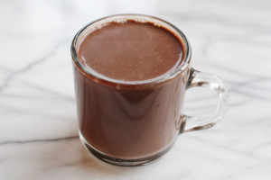 no carb desserts hot cocoa